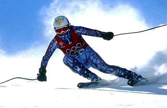 Picabo Street <br/>Iconic Alpine Skier & Olympic Gold Medalist