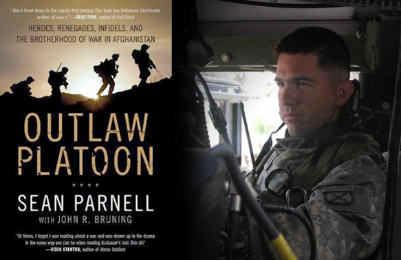 Sean Parnell <br/>Purple Heart Army Ranger & #1 NY Times Best-Selling Author